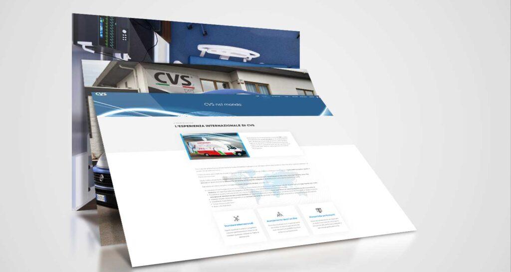 CVS restyling website
