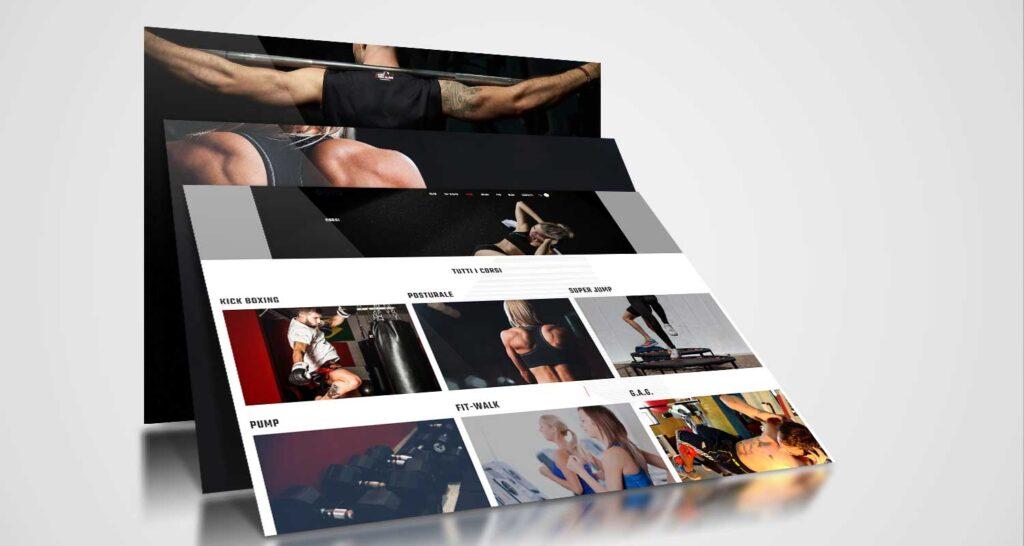 alma sport lecce realizzazione website e comunicazione social