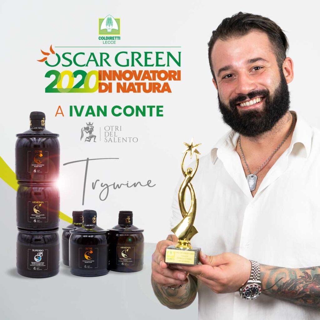 comunicazione social premio oscar green 2020