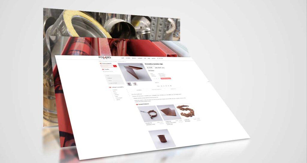 fomed realizzazione website ed e-commerce