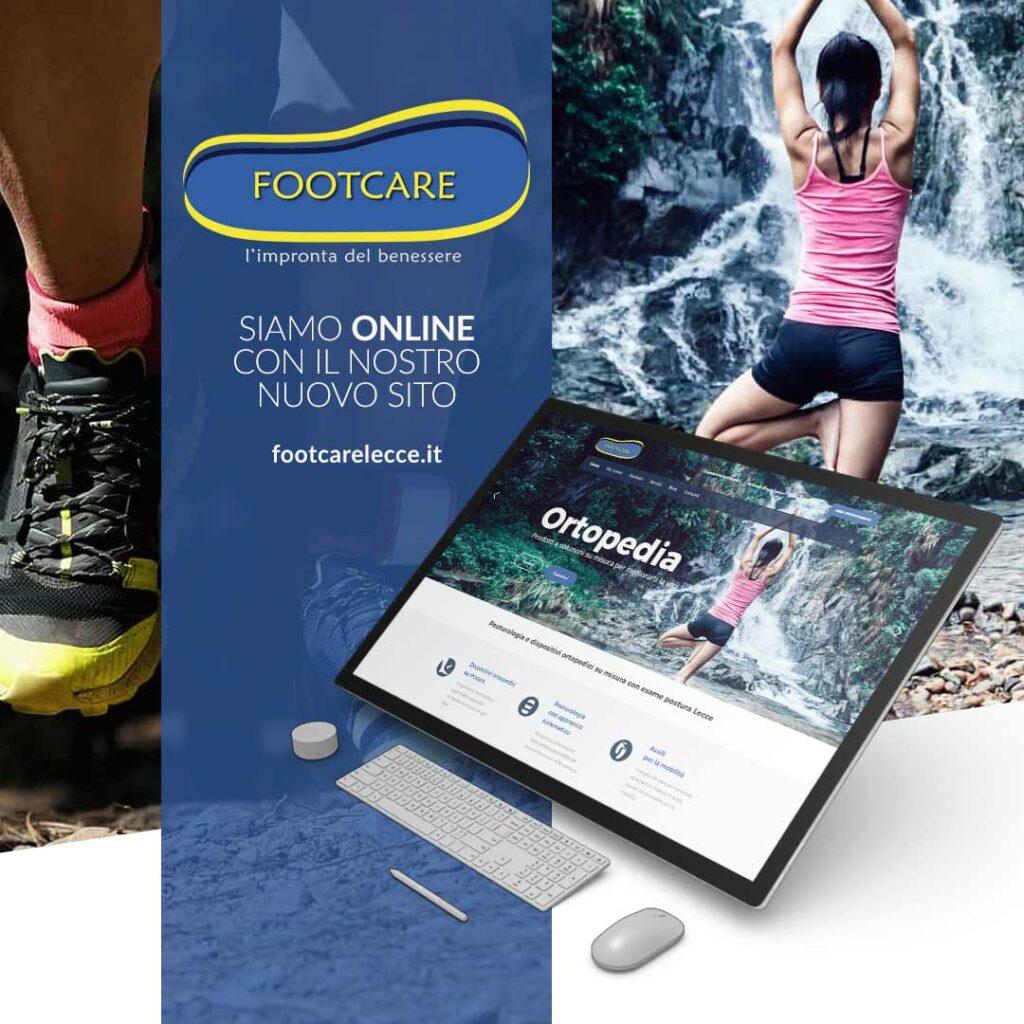 footcare lecce comunicazione social
