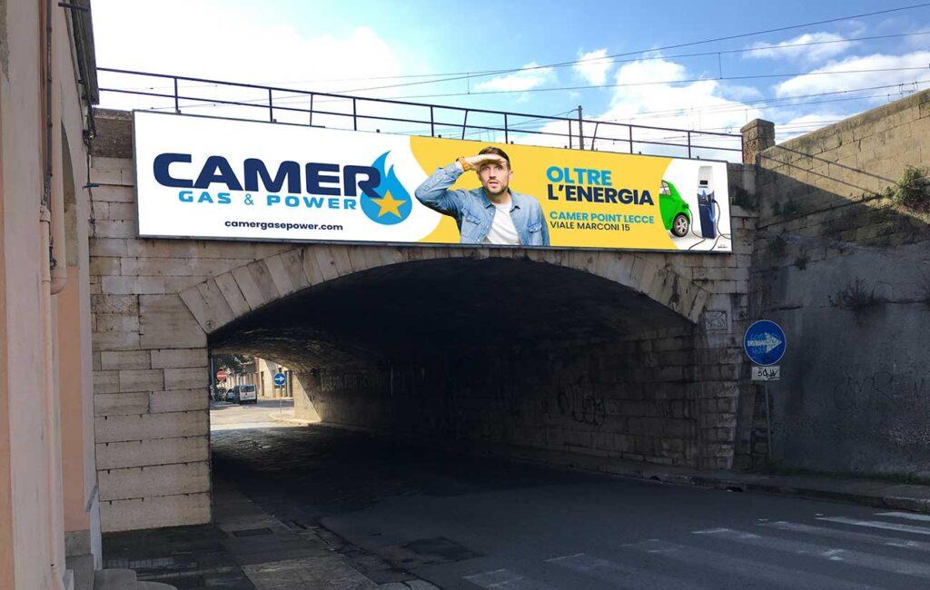 progettazione grafica spazi pubblicitari Lecce e provincia